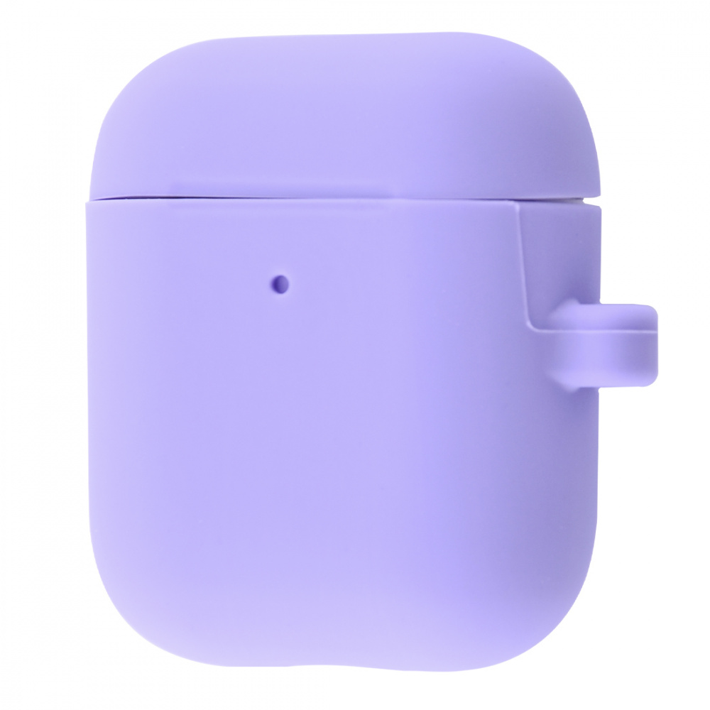 Silicone Case Slim with Carbine for AirPods 2 - фото 16