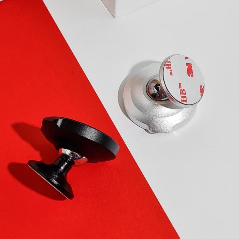 Автодержатель Baseus Small Ears Series Magnetic Suction Bracket Vertical Type - фото 4