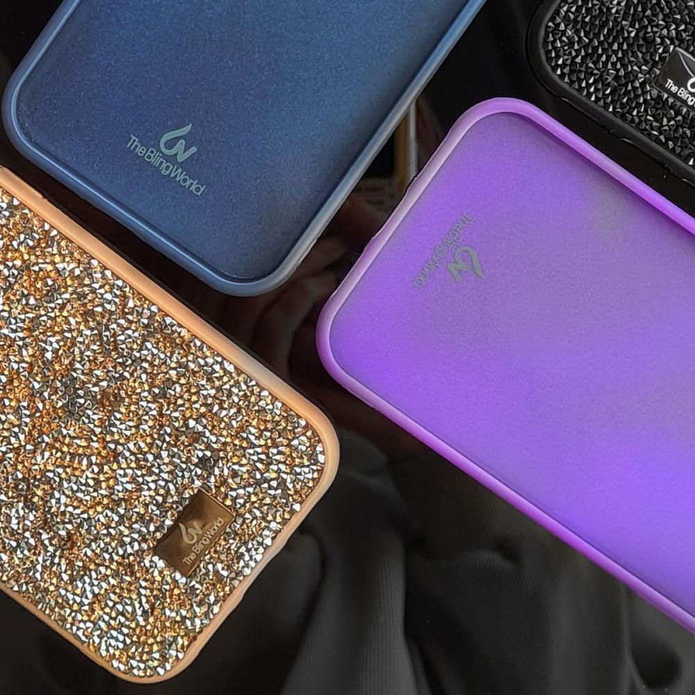 Bling World Grainy Diamonds (TPU) iPhone Xr - фото 5