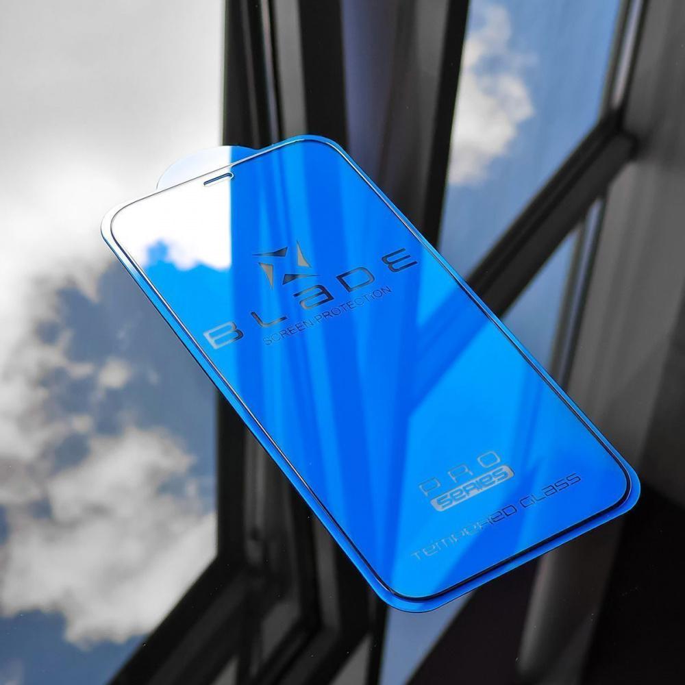 Защитное стекло BLADE PRO Series Full Glue Xiaomi Redmi 7A - фото 2