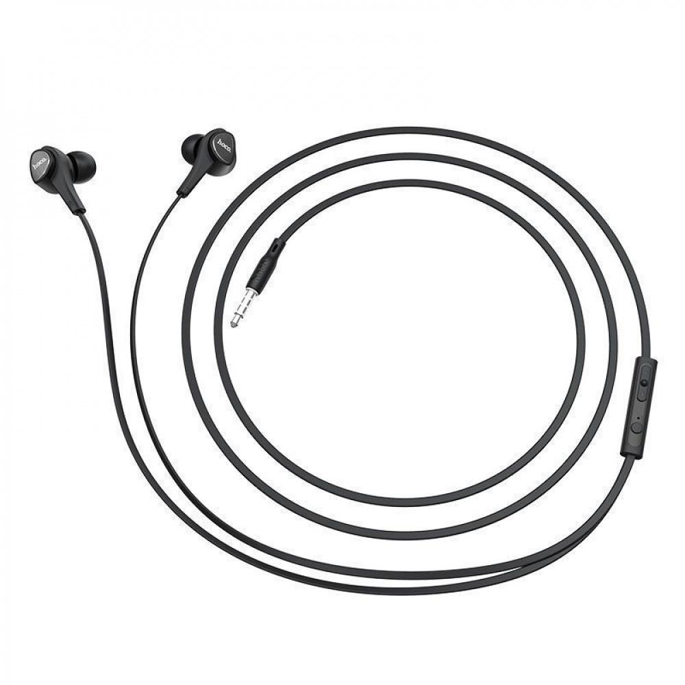 Наушники Hoco M66 Passion In-Line With Microphone - фото 3
