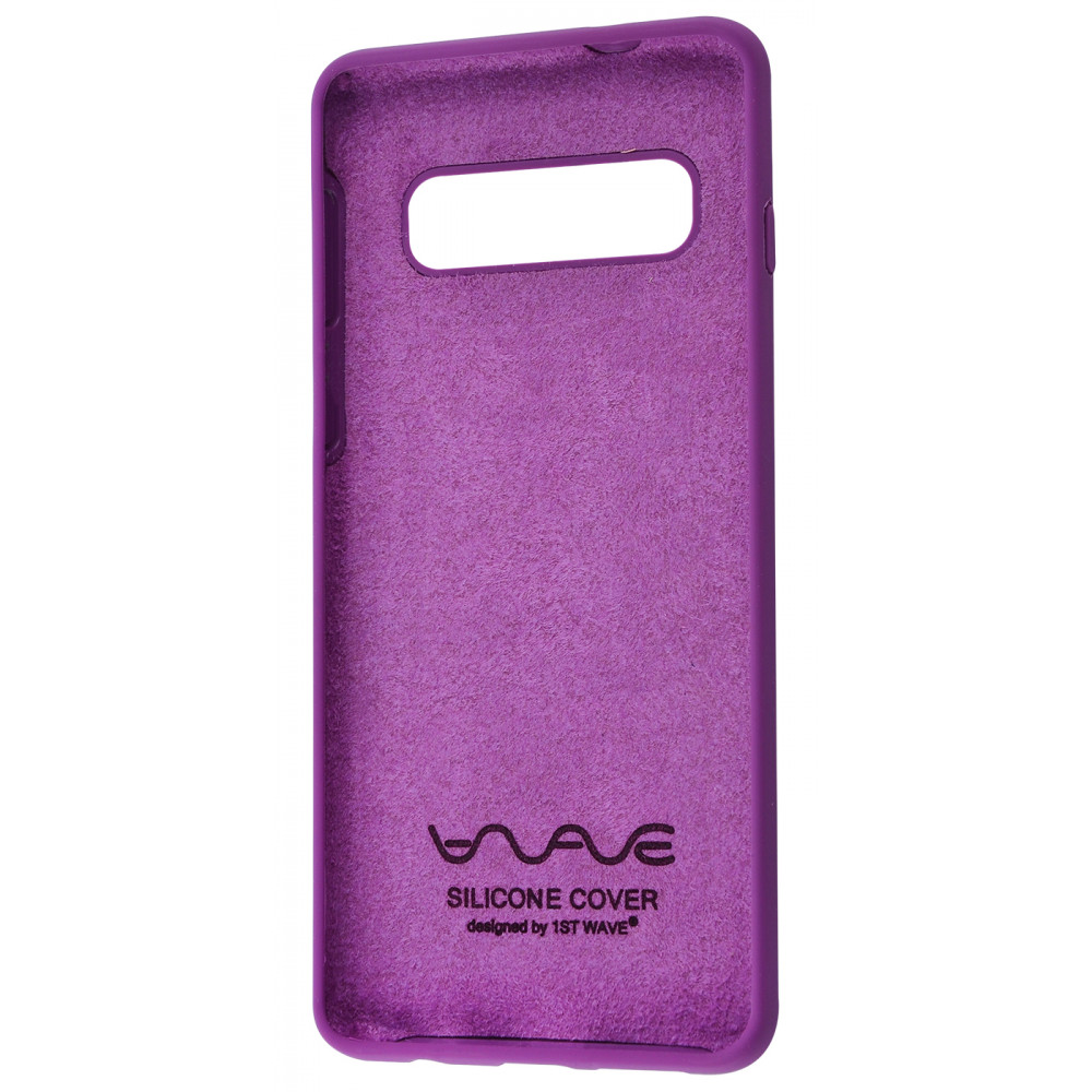 WAVE Full Silicone Cover Samsung Galaxy S10 (G973) - фото 2