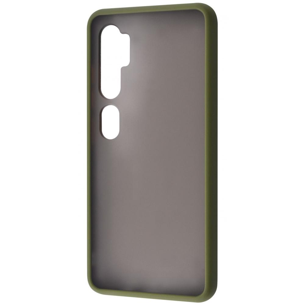 Matte Color Case (TPU) Xiaomi Mi Note 10 - фото 4