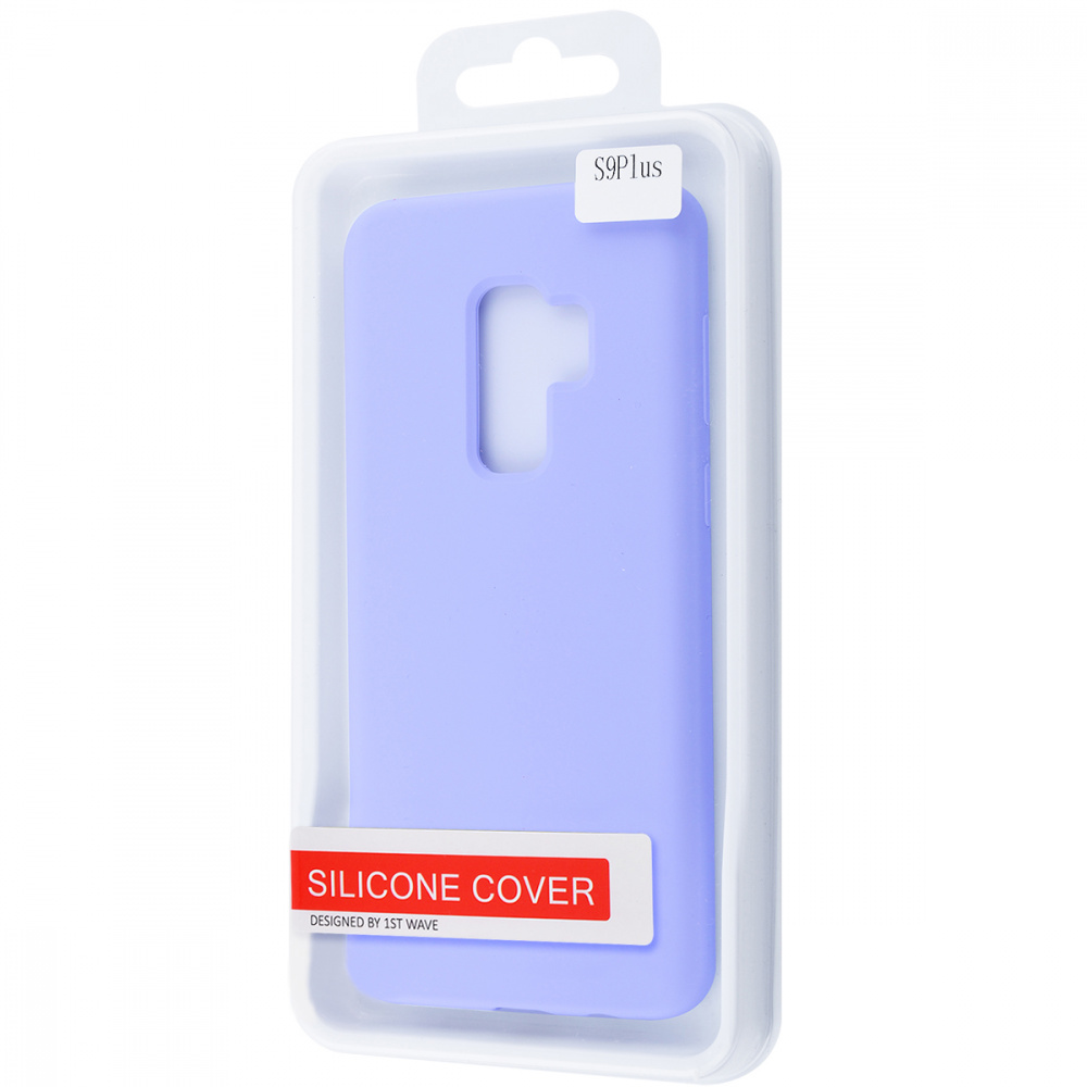 WAVE Full Silicone Cover Samsung Galaxy S9 Plus (G965) - фото 1