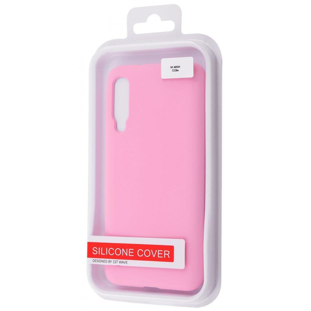 WAVE Full Silicone Cover Xiaomi Mi A3/Mi CC9e - фото 1