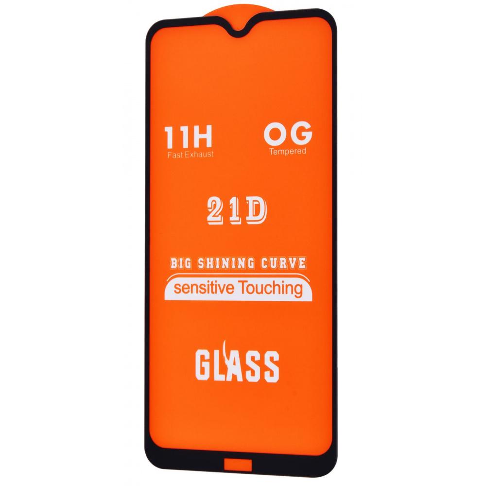 Защитное стекло colour Full Glue Xiaomi Redmi 8A без упаковки