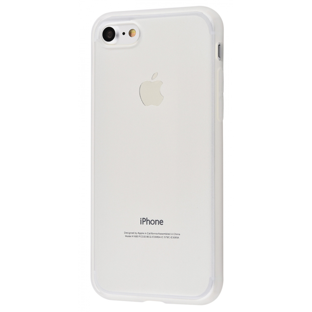 High quality silicone 360 protect iPhone 7/8/SE 2