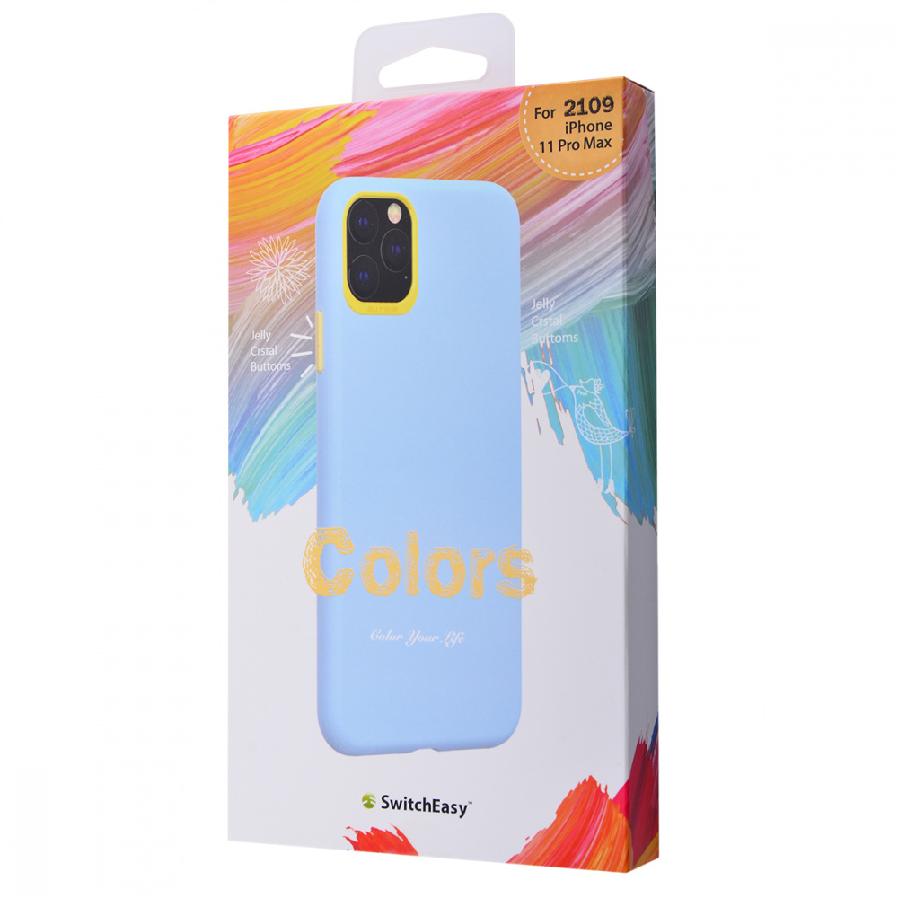 Switch Easy Colors Case (TPU) iPhone 11 Pro Max - фото 1