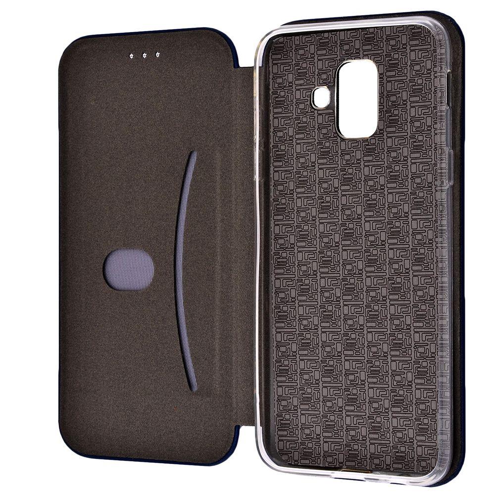 Flip Magnetic Case Samsung Galaxy A6 2018 (A600F) - фото 2