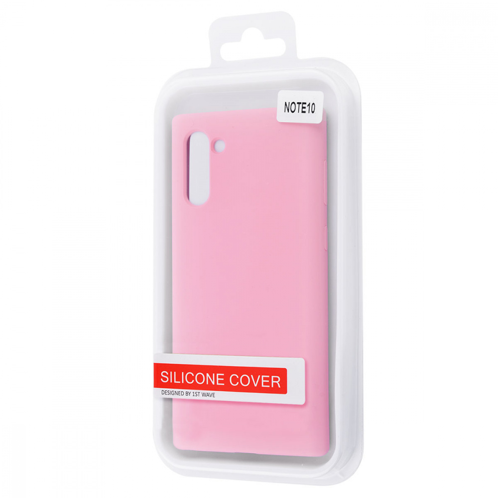 WAVE Full Silicone Cover Samsung Galaxy Note 10 (N970) - фото 1