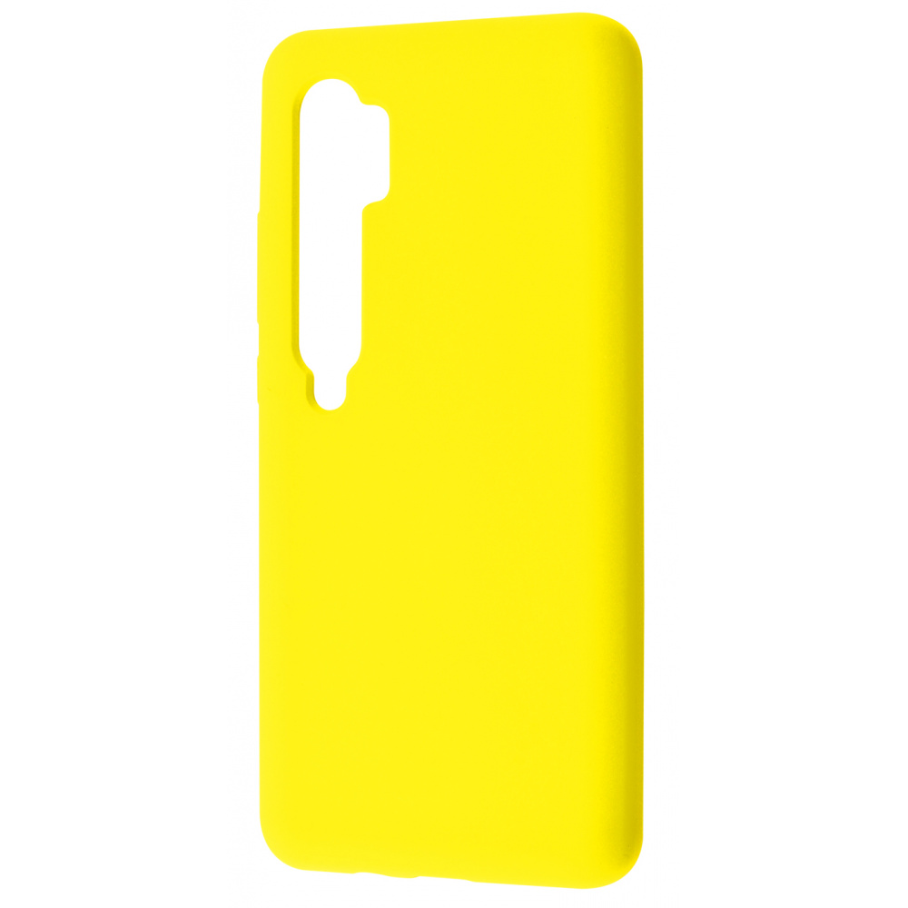 WAVE Full Silicone Cover Xiaomi Mi Note 10 - фото 12