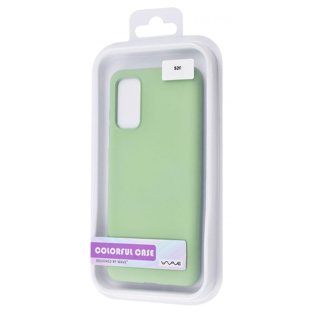 WAVE Colorful Case (TPU) Samsung Galaxy S20 (G980) - фото 1
