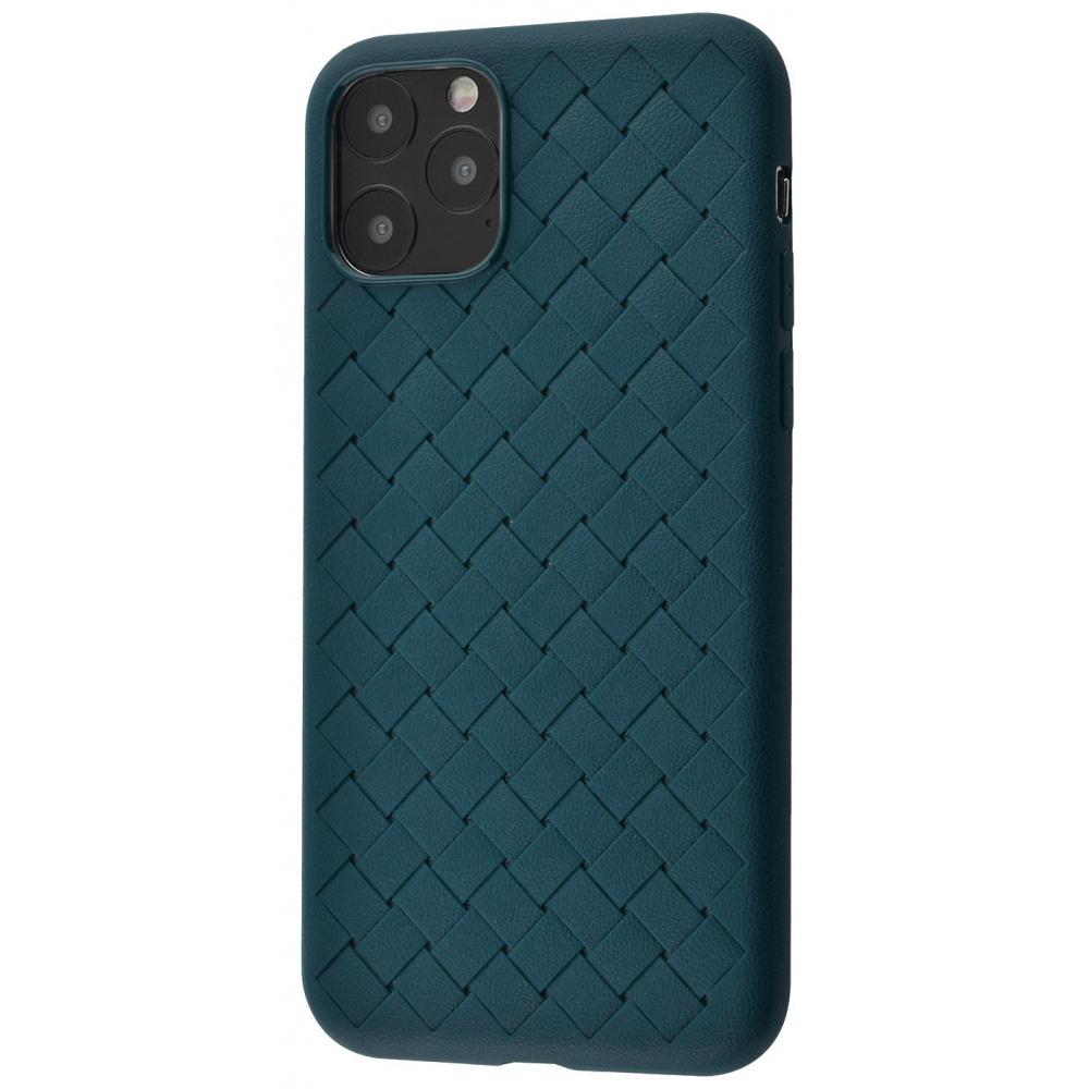 Weaving Full Case (TPU) iPhone 11 Pro Max