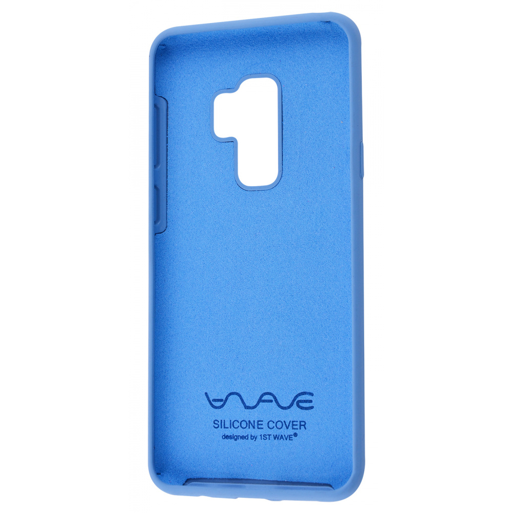 WAVE Full Silicone Cover Samsung Galaxy S9 Plus (G965) - фото 2
