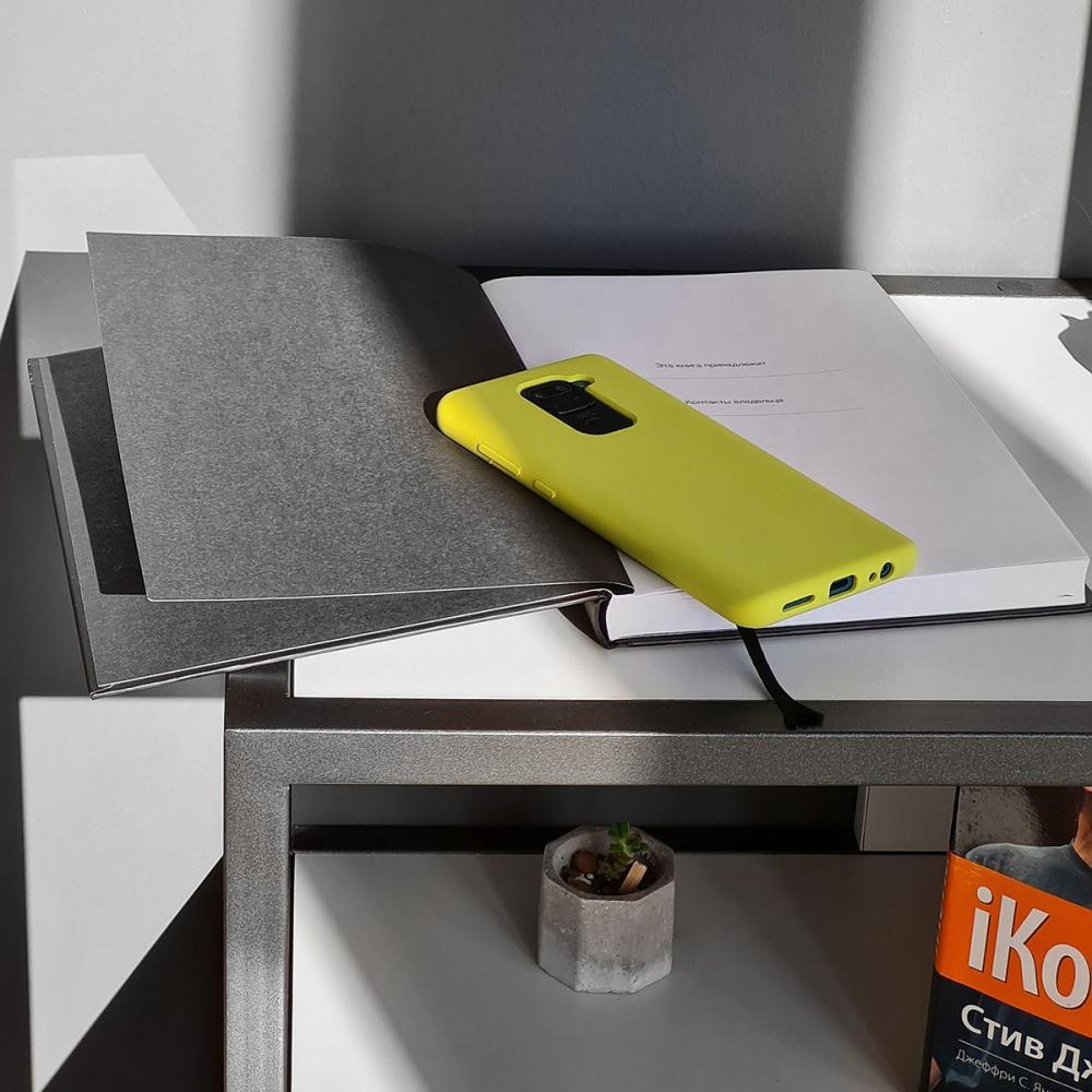 WAVE Full Silicone Cover Huawei P30 Lite/Nova 4e - фото 3