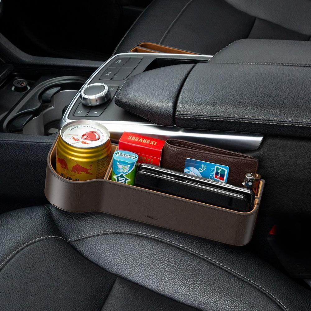 Автомобильный Органайзер Baseus Elegant Car Storage Box - фото 2