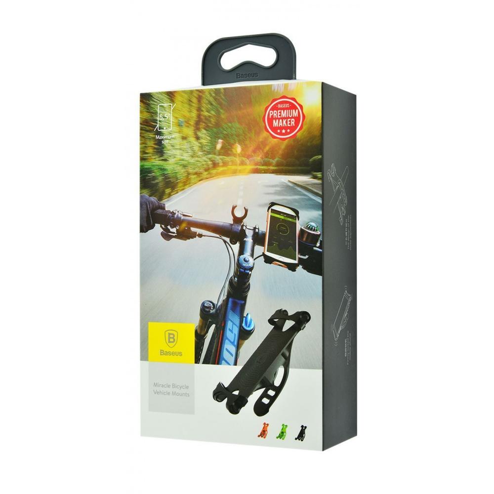 Автодержатель Baseus Miracle Bicycle Vehicle Mounts - фото 1