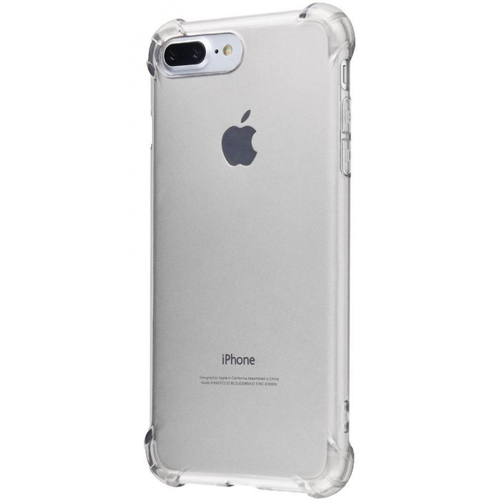 WXD Силикон противоударный iPhone 7 Plus/8 Plus