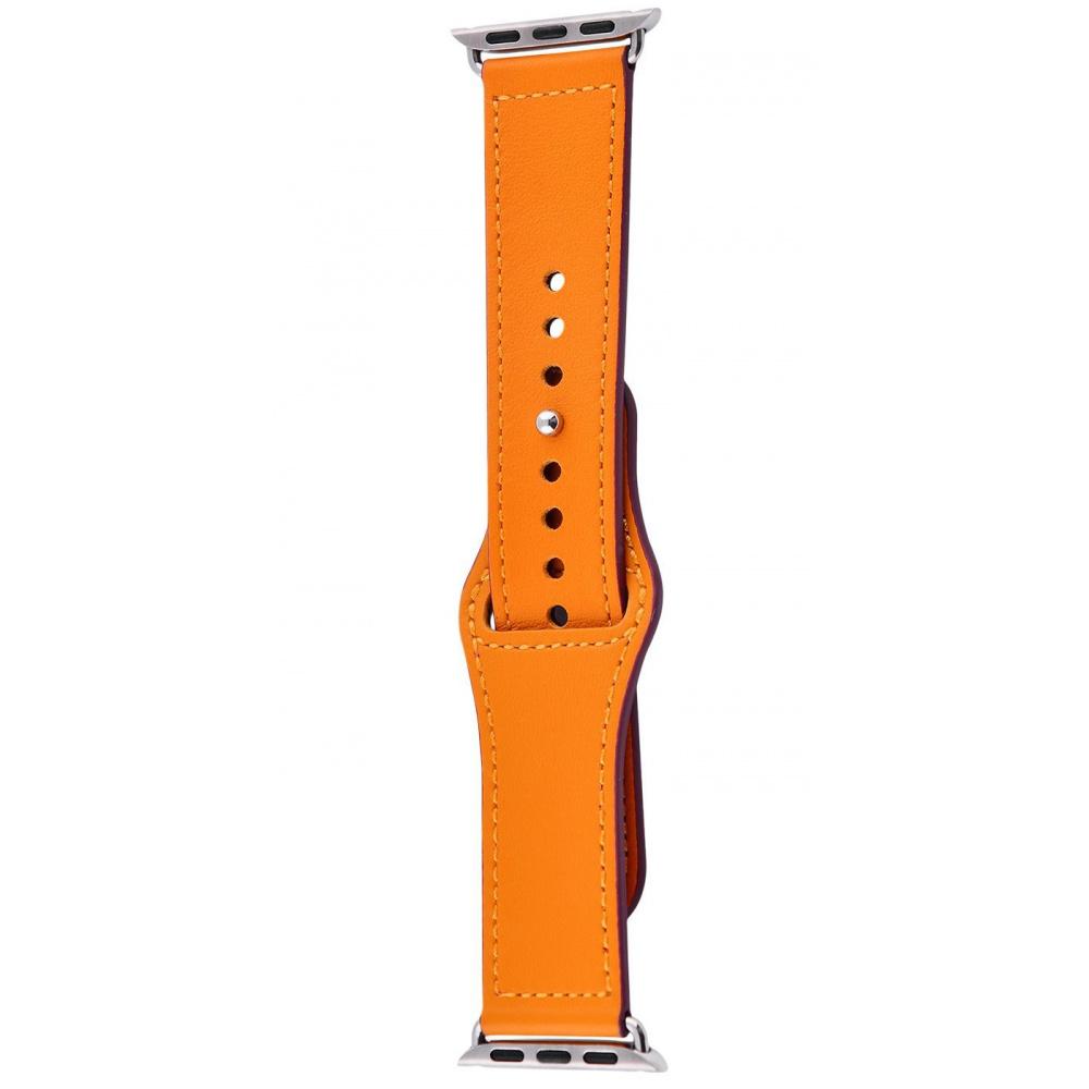 Ремешок Apple Watch Colourful Leather 42 mm/44 mm - фото 3