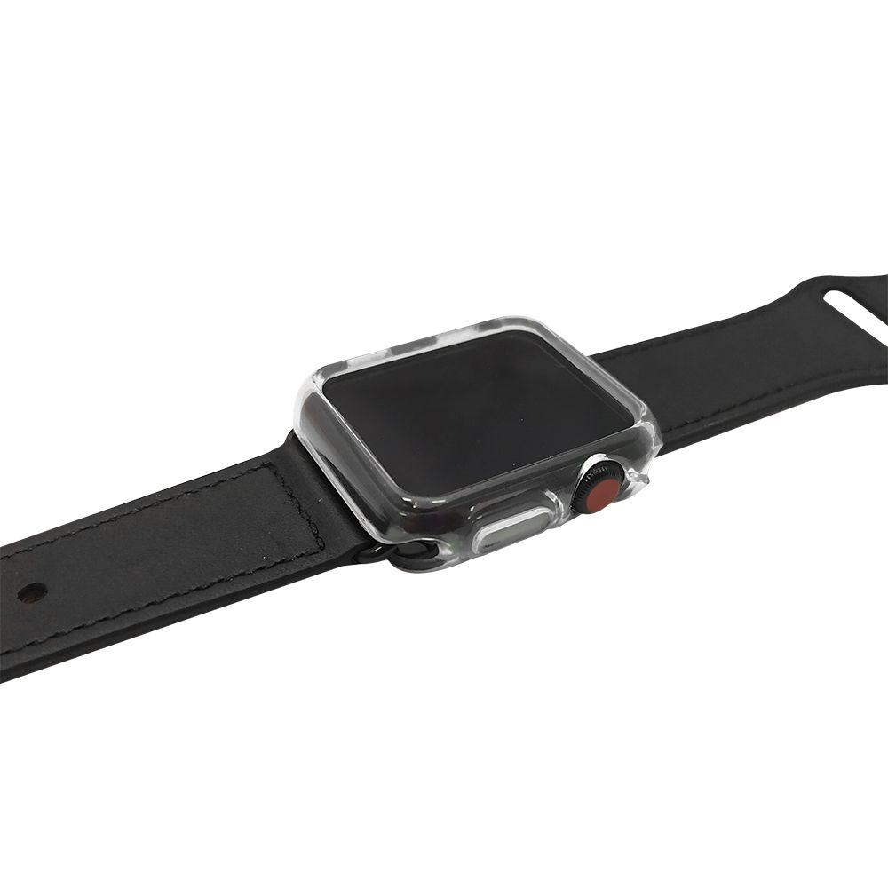 Ремешок Apple Watch Colourful Leather 38 mm/40 mm - фото 2