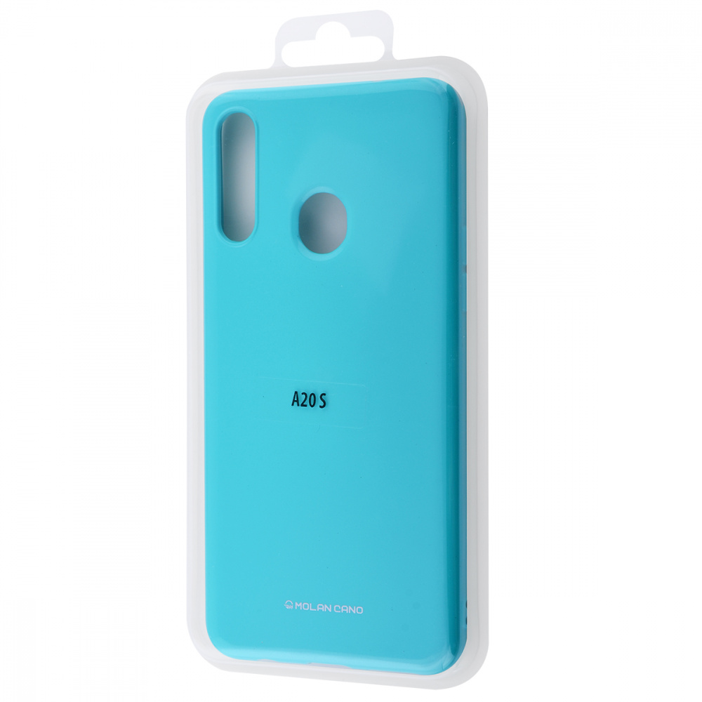 Molan Cano Glossy Jelly Case Samsung Galaxy A20s (A207F) - фото 1