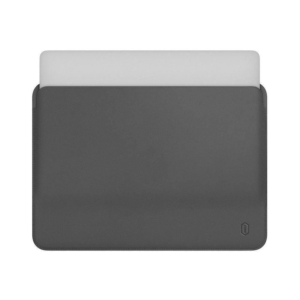 """WIWU Leather Sleeve for MacBook 12"""" - фото 6"""