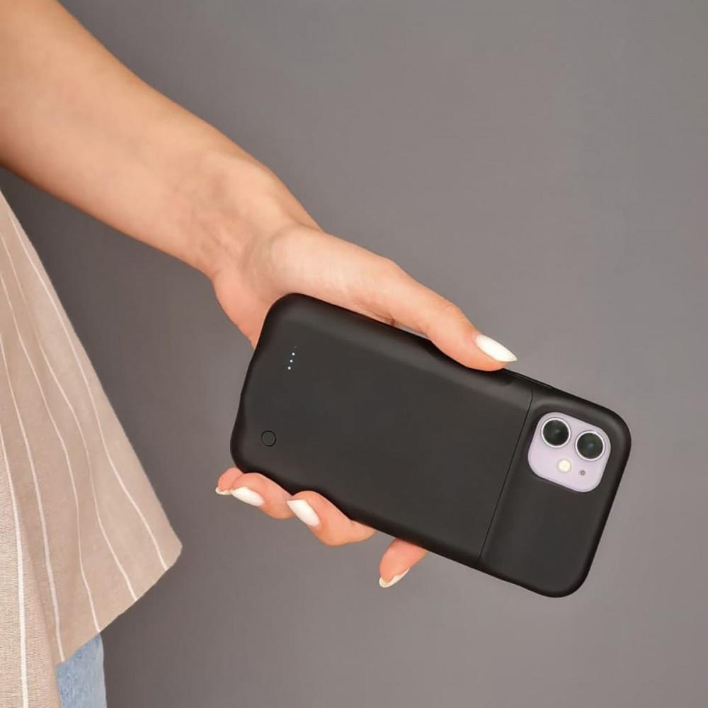 Чехол Аккумулятор 4000 mAh iPhone Xs Max - фото 2