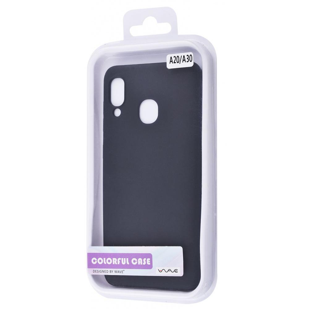 WAVE Colorful Case (TPU) Samsung Galaxy A20/A30 (A205F/A305F) - фото 1
