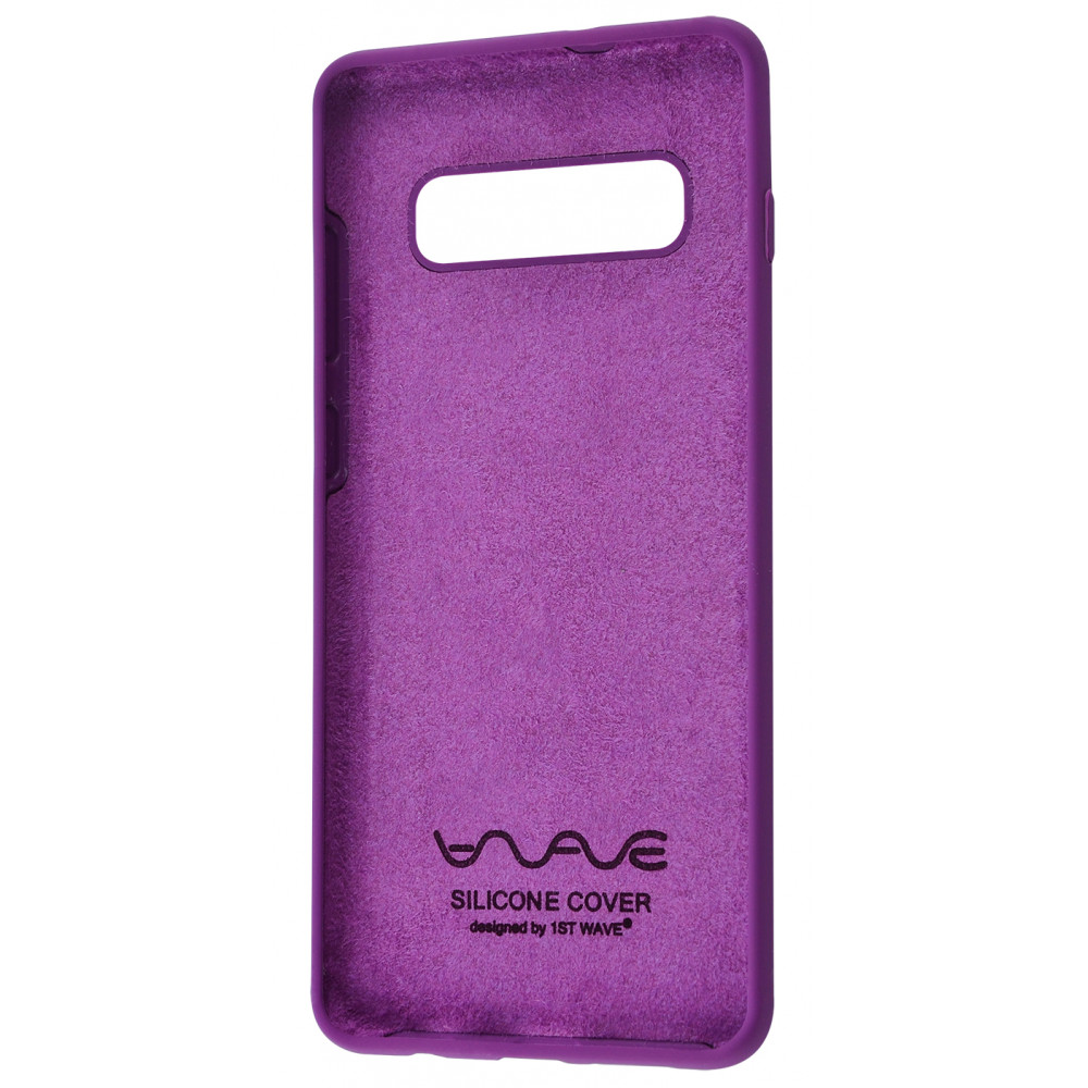 WAVE Full Silicone Cover Samsung Galaxy S10 Plus (G975) - фото 2
