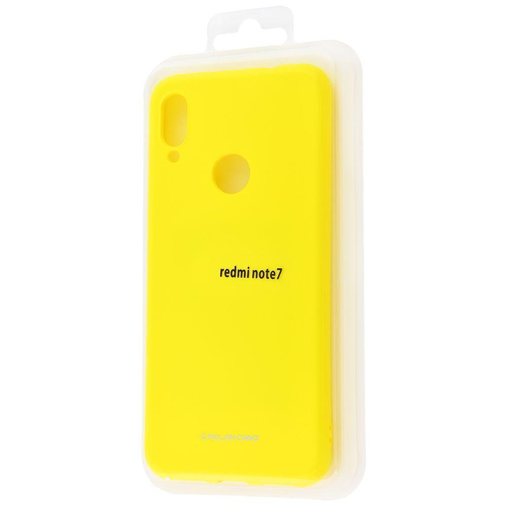 Molan Cano Glossy Jelly Case Xiaomi Mi9 - фото 1
