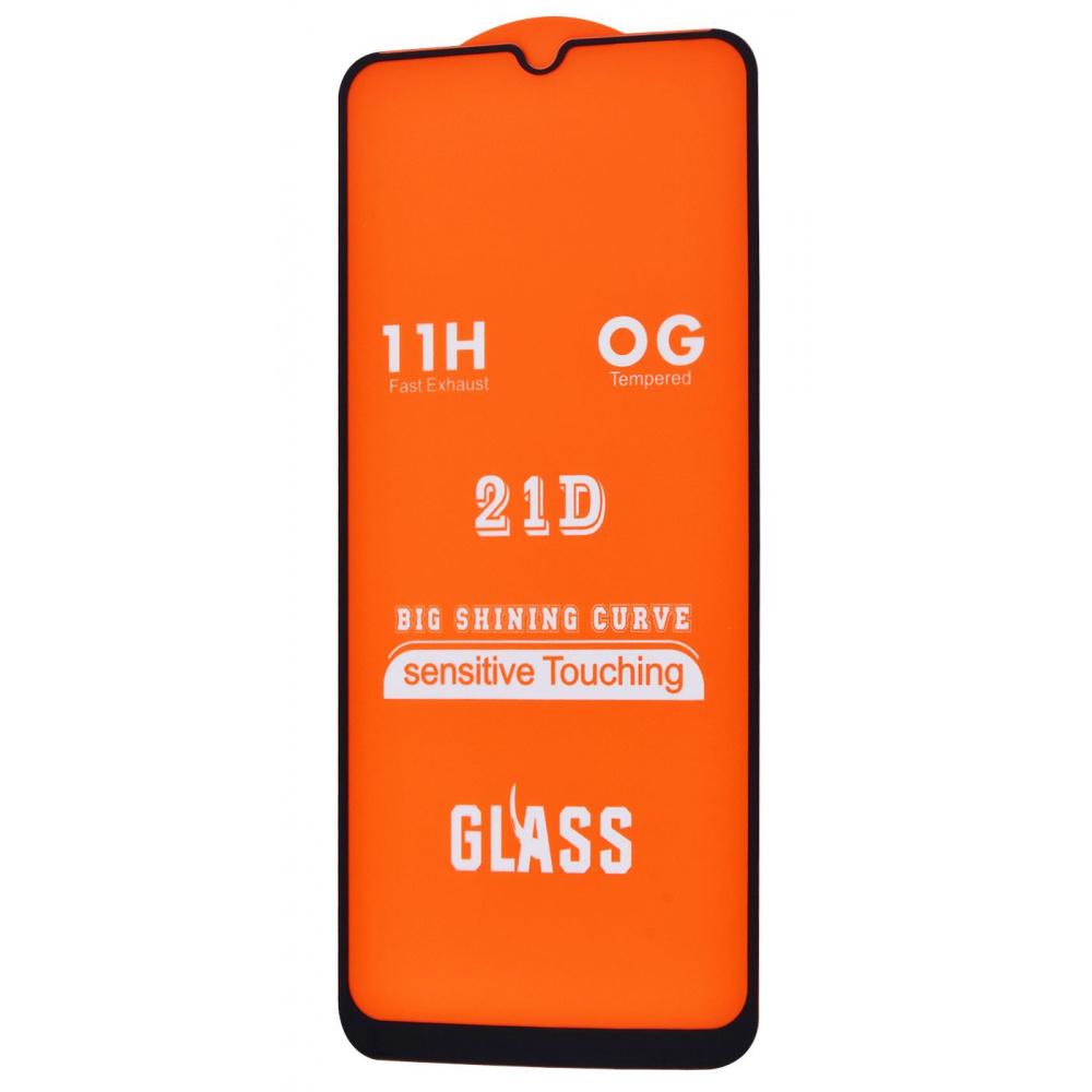 Защитное стекло colour Full Glue Samsung Galaxy A20s (A207F) без упаковки