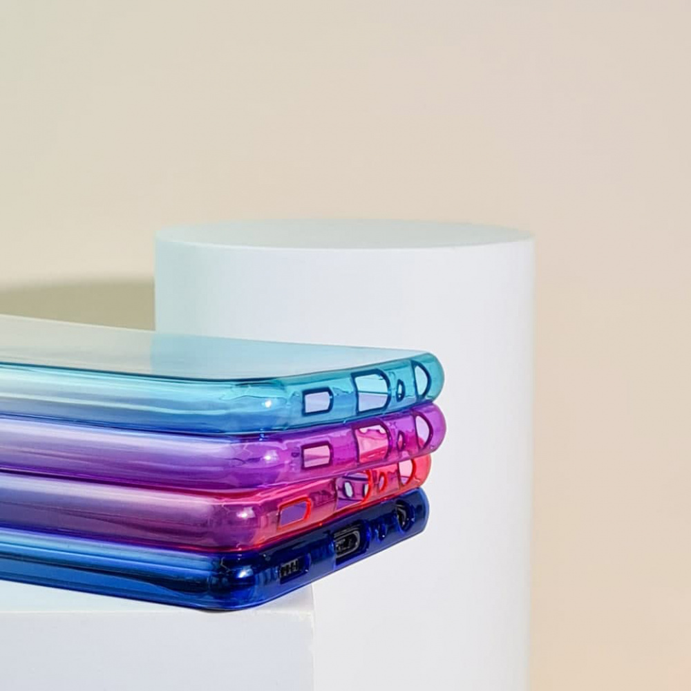 Силикон 0.5 mm Gradient Design Samsung Galaxy Note 10 Lite (N770F) - фото 4