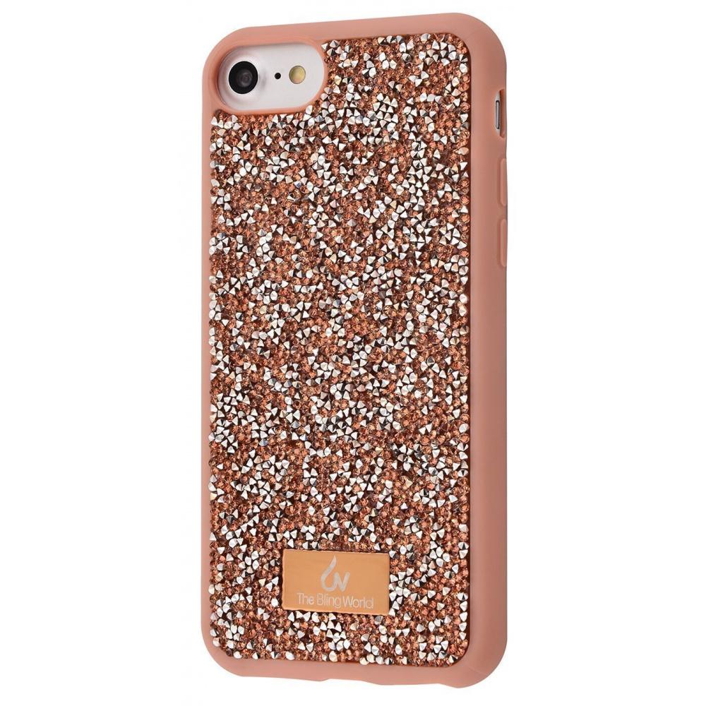 Bling World Grainy Diamonds (TPU) iPhone 6/6s/7/8/SE 2 - фото 9
