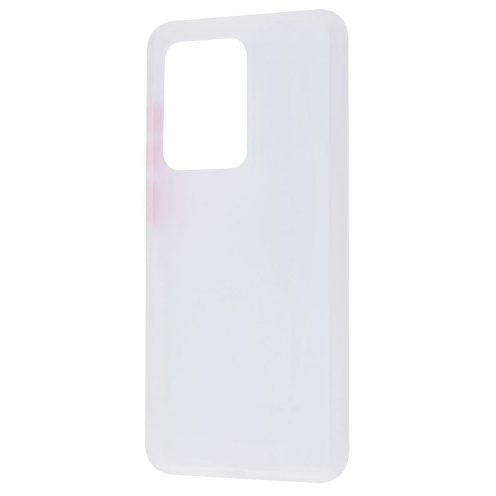 Matte Color Case (TPU) Samsung Galaxy S20 Ultra (G988B) - фото 1