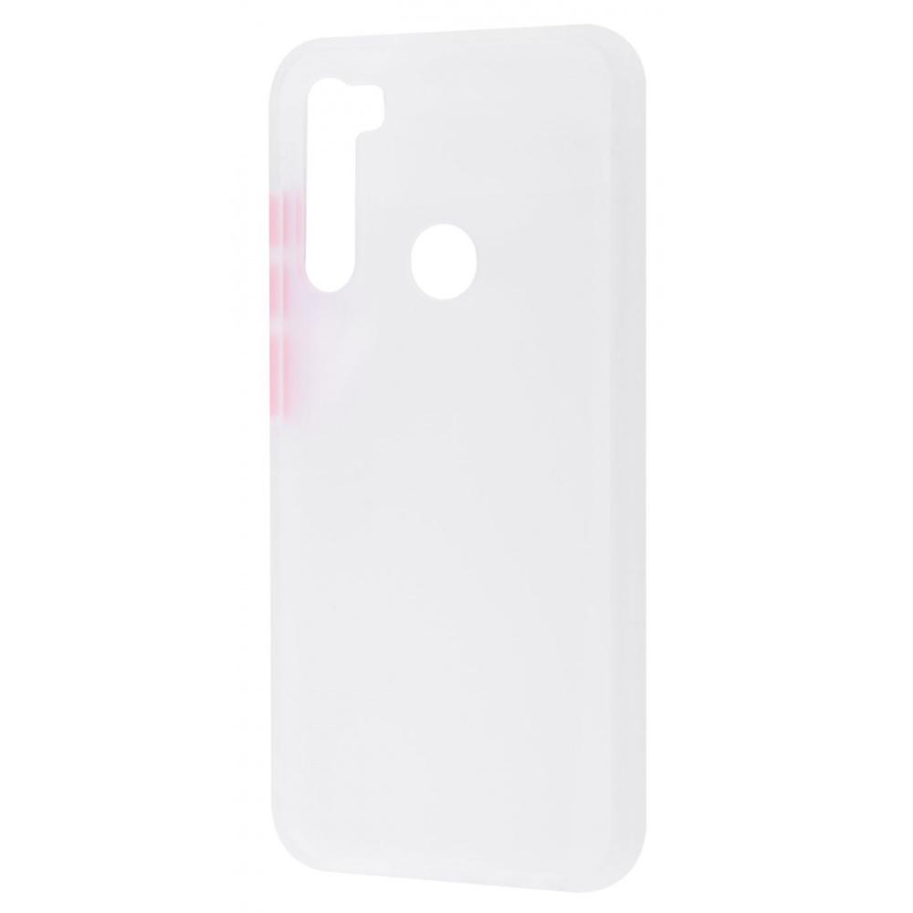 Matte Color Case (TPU) Xiaomi Redmi Note 8T