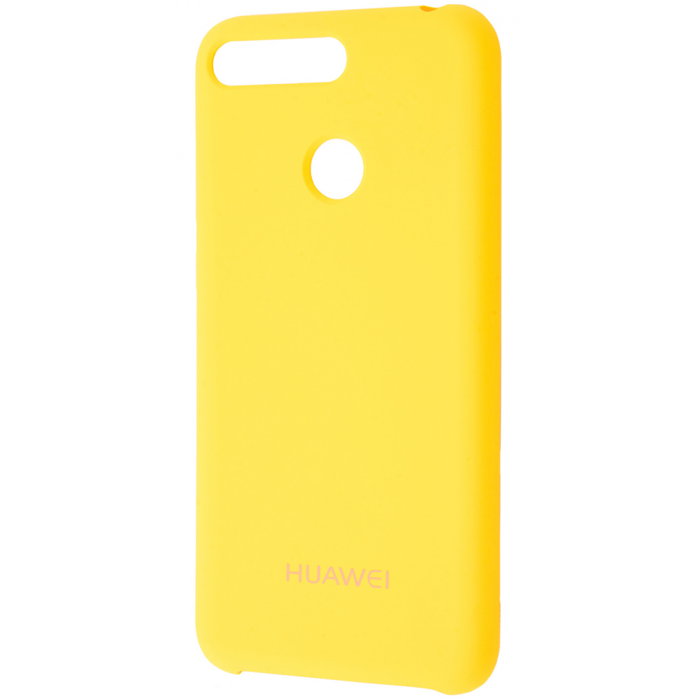 Silicone Cover Huawei Y6 Prime 2018/7A Pro/7C/Enjoy 8e
