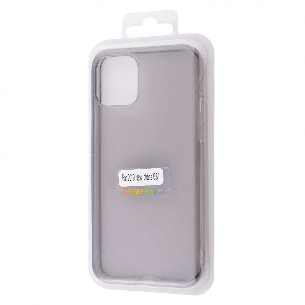 Molan Cano Glossy Jelly Case iPhone 11 Pro Max - фото 1
