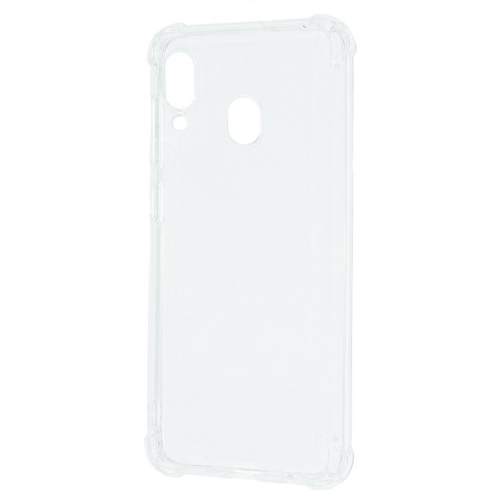 WXD Силикон 0.8 mm HQ Samsung Galaxy A20/A30 (A205F/A305F)