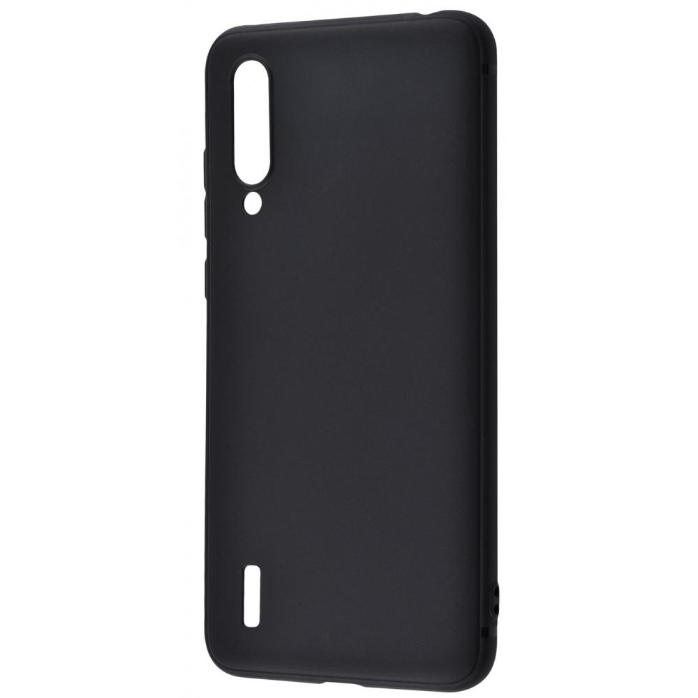 Силикон 0.5 mm Black Matt Xiaomi Mi9 Lite/Mi CC9
