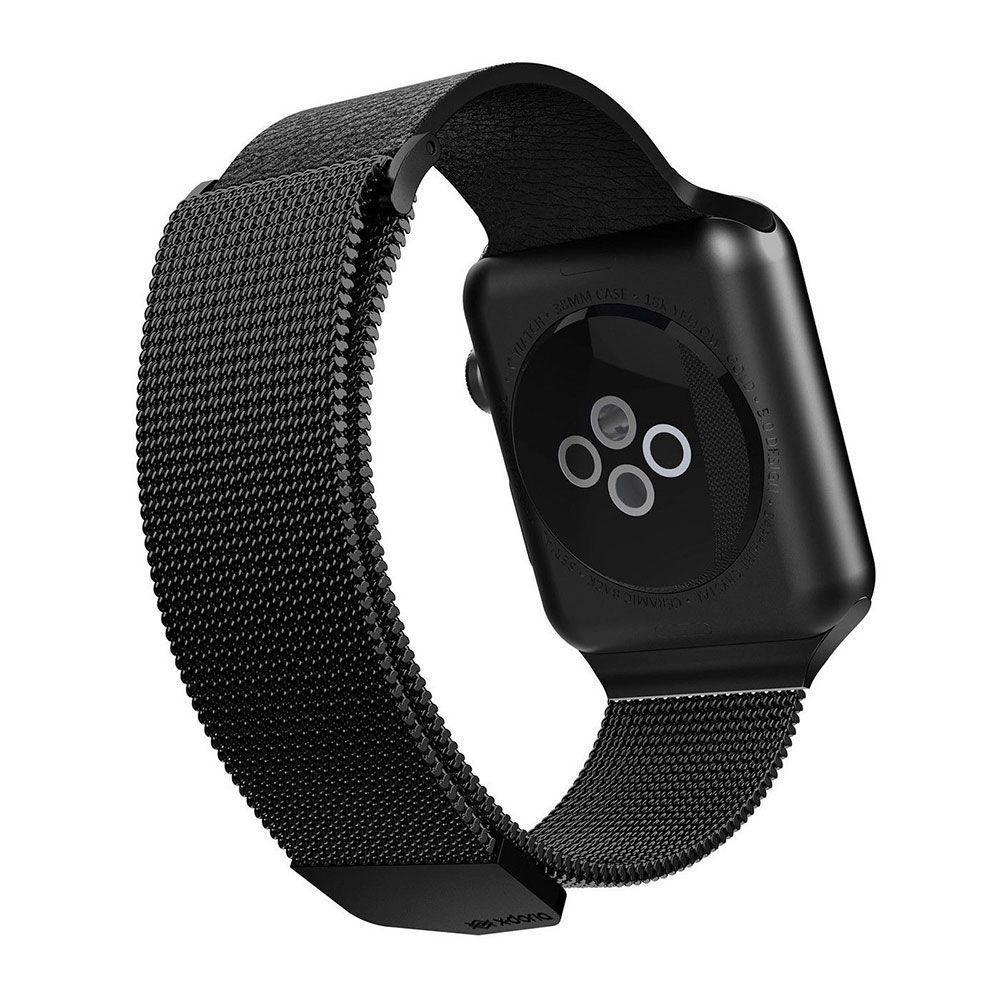 Ремешок Apple Watch X-Doria Hybrid Mesh Band 38 mm/40 mm - фото 3