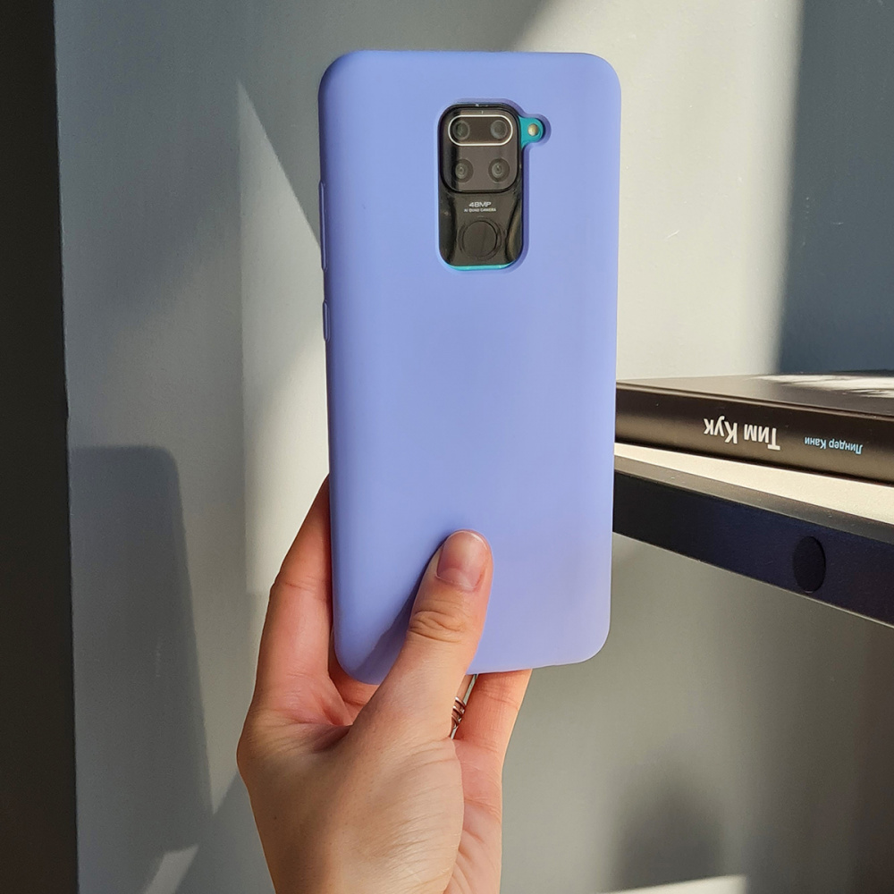 WAVE Full Silicone Cover Samsung Galaxy S9 Plus (G965) - фото 6