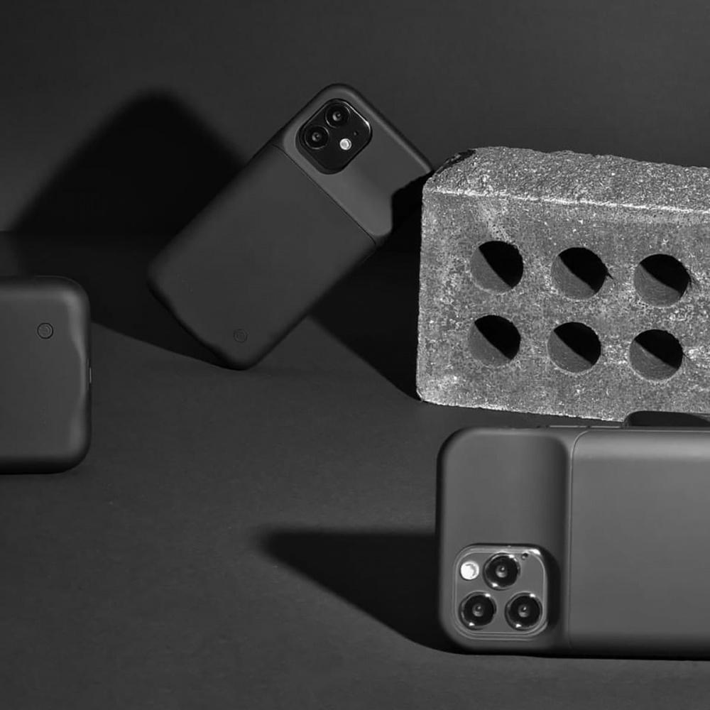 Чехол Аккумулятор 4000 mAh iPhone Xs Max - фото 3