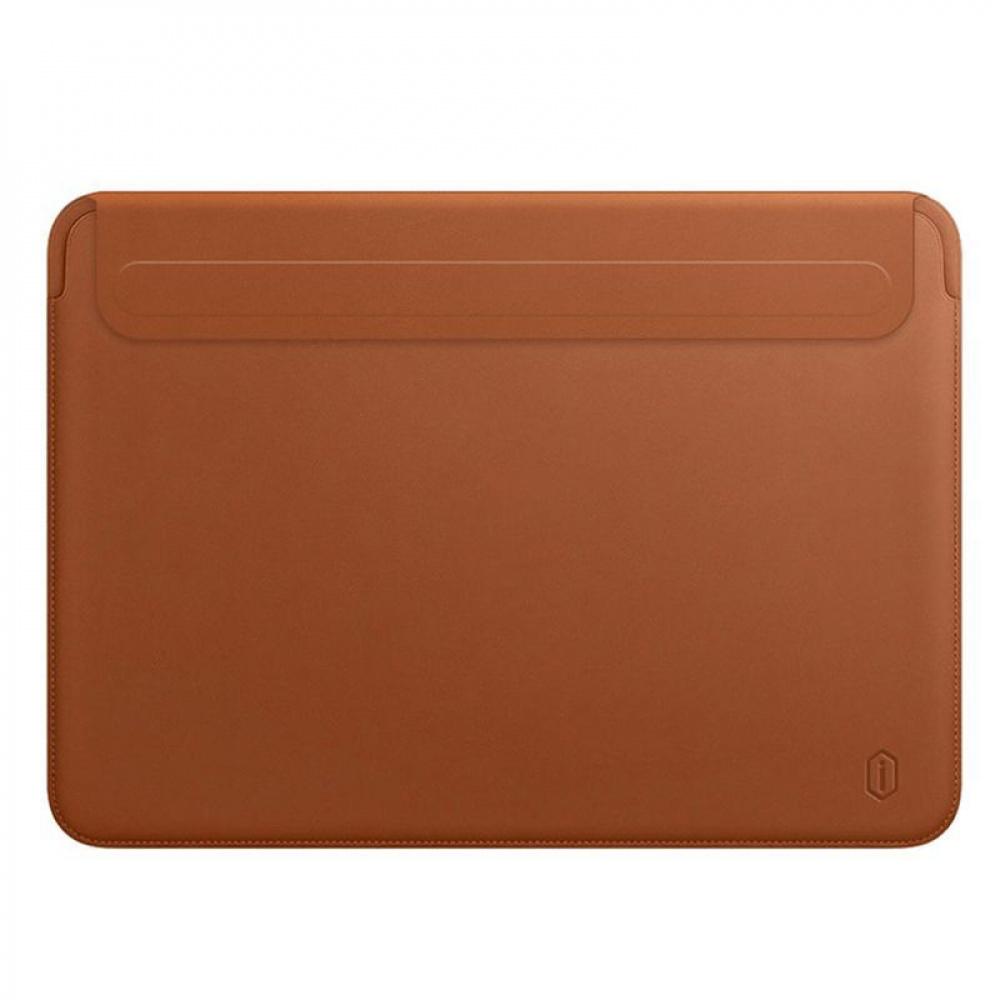 WIWU Skin Pro 2 Leather Sleeve for MacBook Pro 13,3/Air 13 2018 - фото 10