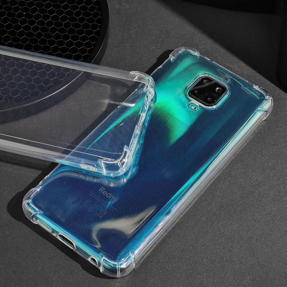 WXD Силикон 0.8 mm HQ Samsung Galaxy A10s (A107F) - фото 1