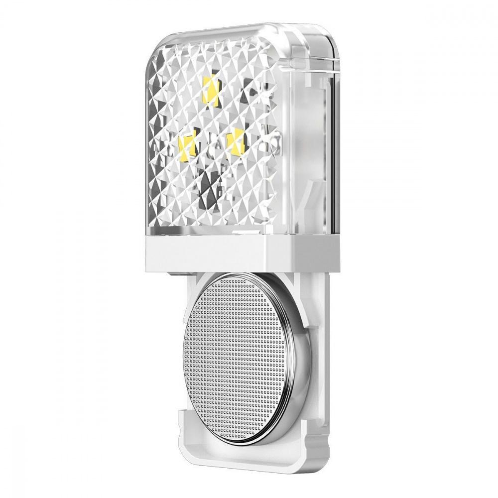 Дверная Автомобильная Лампа Baseus Warning Light (2pcs/pack) - фото 4