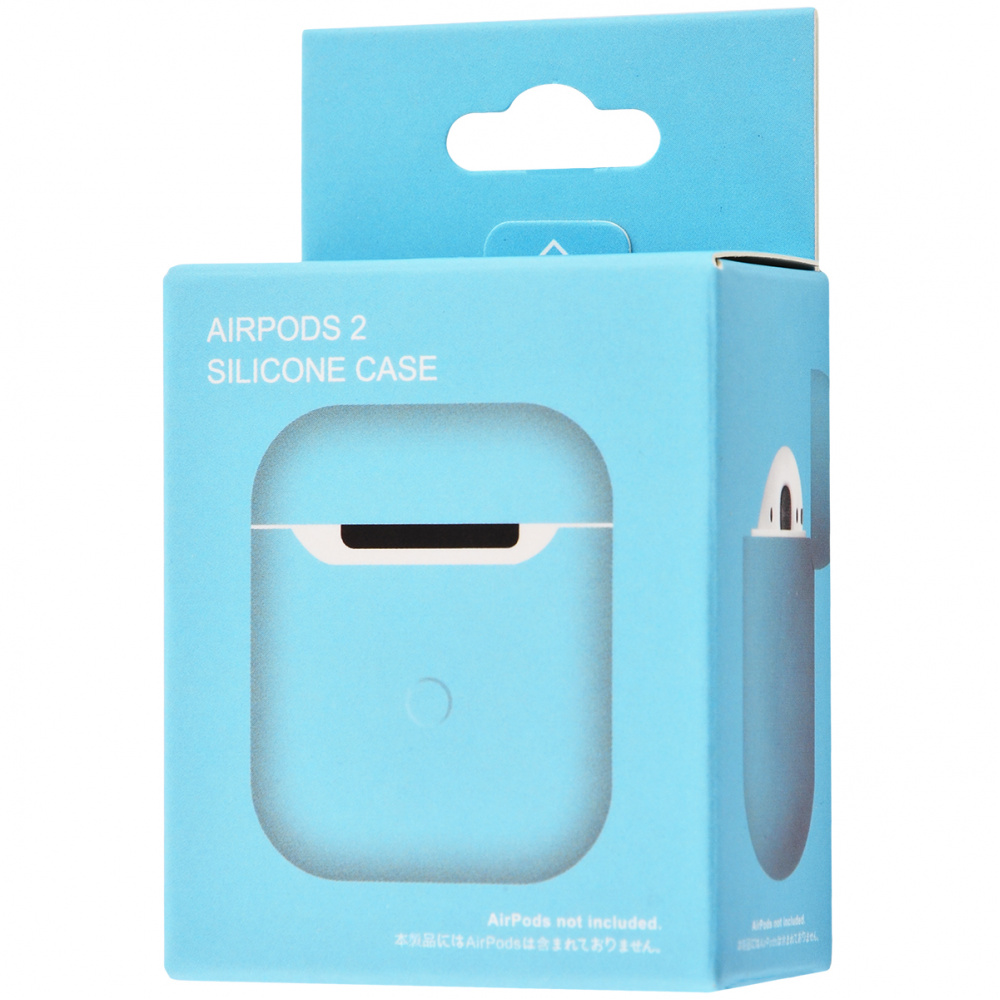 Silicone Case Slim for AirPods 2 - фото 1