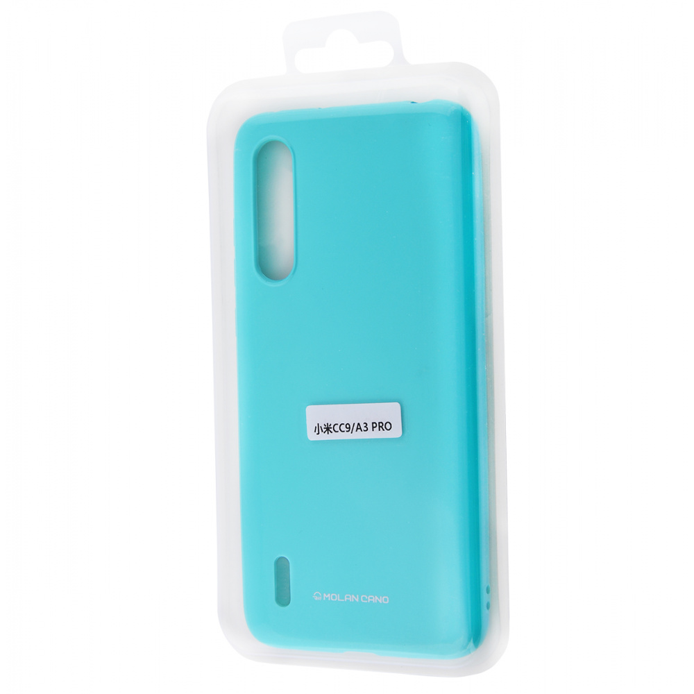 Molan Cano Glossy Jelly Case Xiaomi Mi9 Lite/Mi CC9 - фото 1