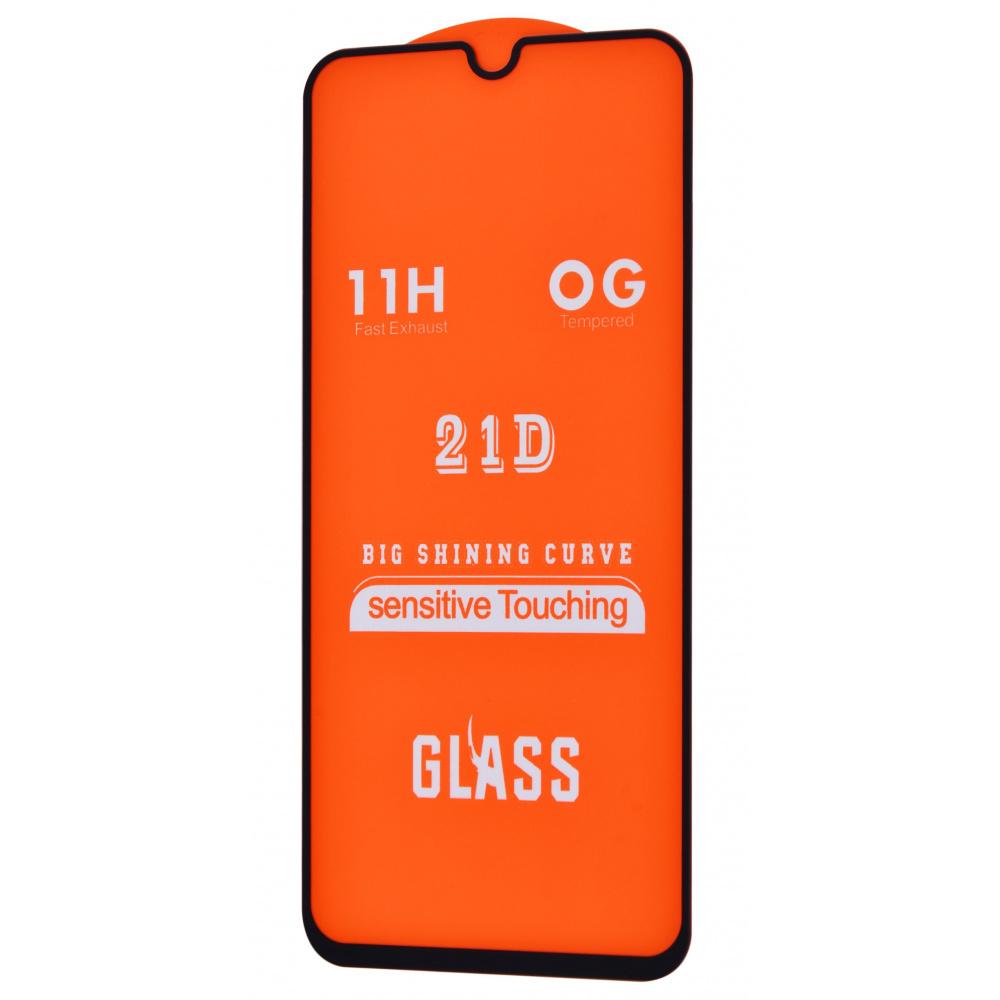 Защитное стекло colour Full Glue Samsung Galaxy A01 (A015F) без упаковки