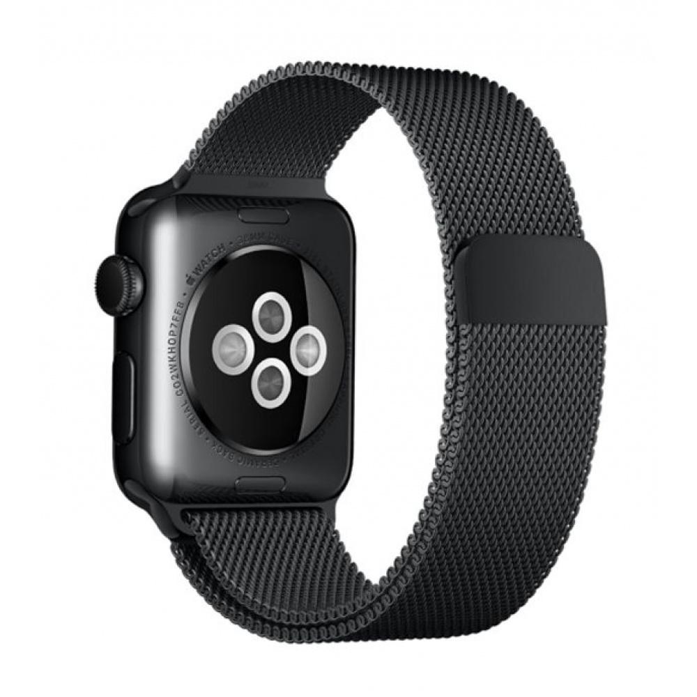 Ремешок Apple Watch Milanese Loop 42 mm/44 mm - фото 4