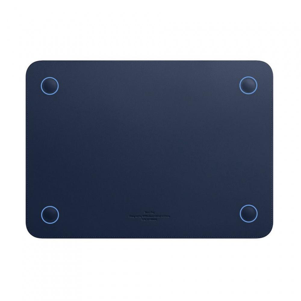 WIWU Skin Pro 2 Leather Sleeve for MacBook Pro 13,3/Air 13 2018 - фото 2
